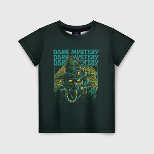 Детская футболка 3D Steam Punk