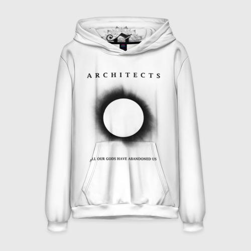 Мужская толстовка 3D Architects
