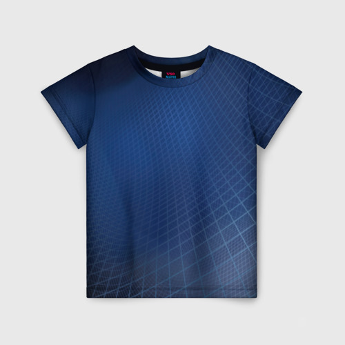 Детская футболка 3D Сеть