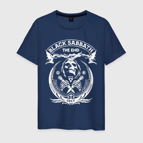 Мужская футболка хлопок Black Sabbath
