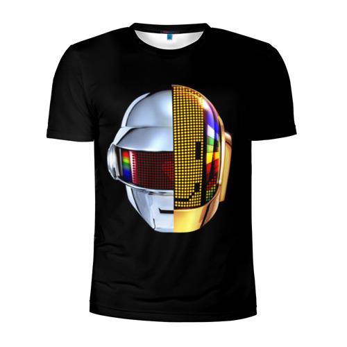 Мужская футболка 3D спортивная Daft Punk