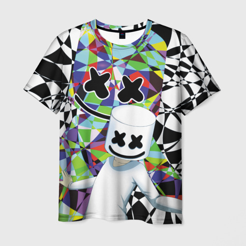 Мужская футболка 3D Chris Comstock