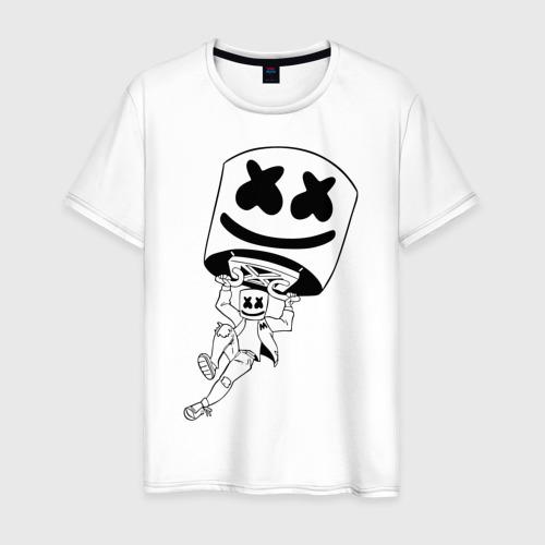 Мужская футболка хлопок Фортнайт
