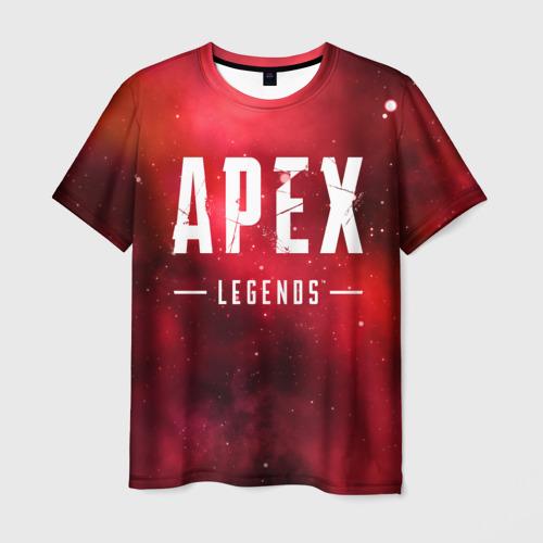 Мужская футболка 3D APEX Legends