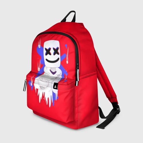 Рюкзак 3D Marshmello