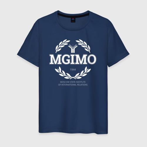 Мужская футболка хлопок MGIMO