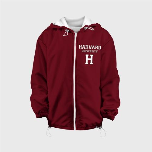 Детская куртка 3D Harvard University