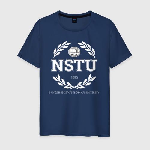 Мужская футболка хлопок NSTU