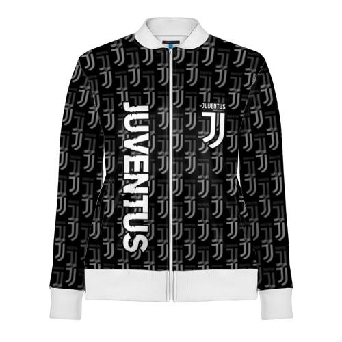 Женская олимпийка 3D Juventus