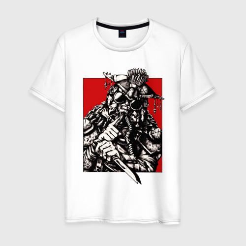 Мужская футболка хлопок Apex Legends - Bloodhound