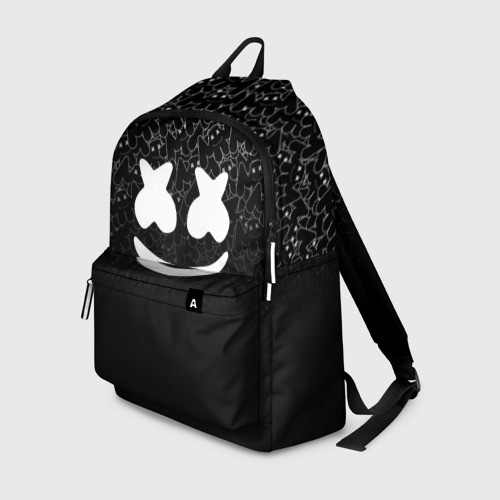 Рюкзак 3D MARSHMELLO BLACK