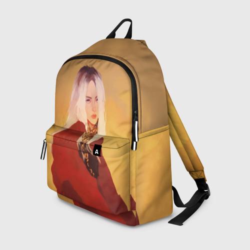 Рюкзак 3D Billie Eilish Sun