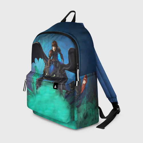 Рюкзак 3D Как приручить дракона