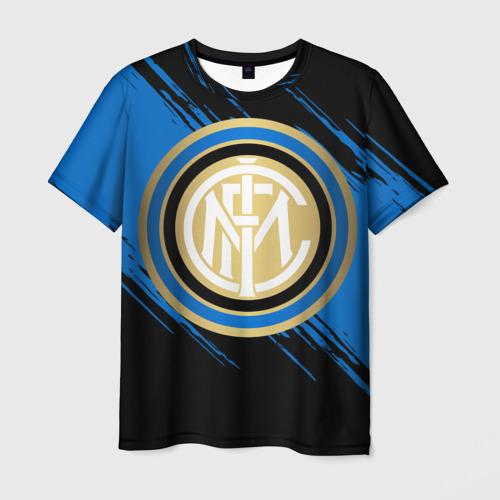Мужская футболка 3D Интер Милан