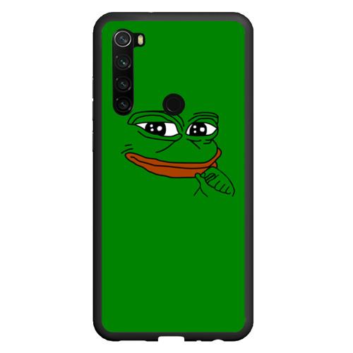 Чехол для Xiaomi Redmi Note 8 Pepe