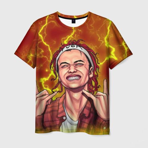 Мужская футболка 3D Gone.Fludd (art) 2