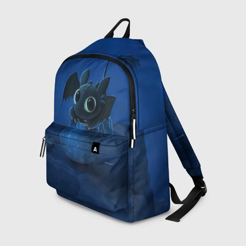 Рюкзак 3D Малыш Беззубик