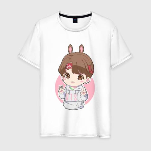 Мужская футболка хлопок BTS ART