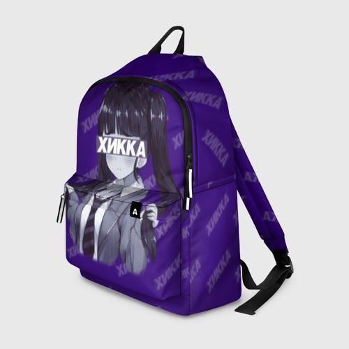 Рюкзак 3D Аниме-тян и Хикка на глазах