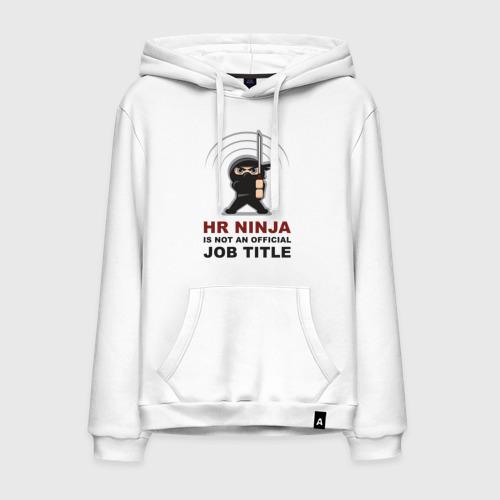 Мужская толстовка хлопок hr ninja