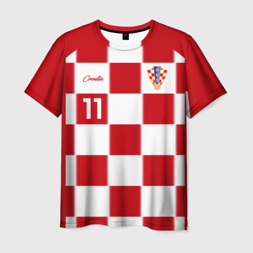 Мужская футболка 3D Марцело Брозович