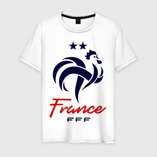 Мужская футболка хлопок Сборная Франции