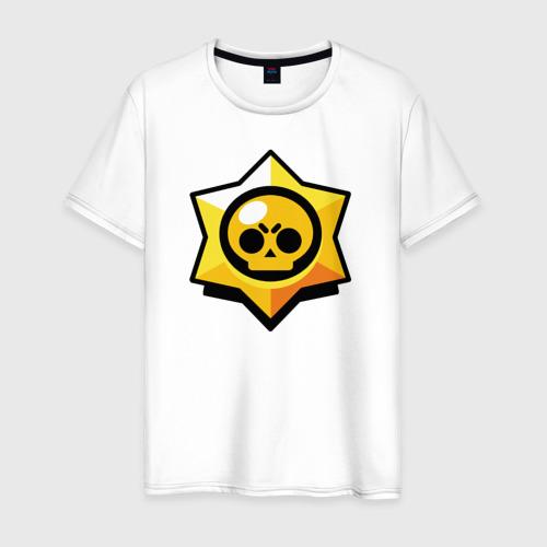 Мужская футболка хлопок Brawl Stars