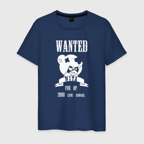 Мужская футболка хлопок Wanted Nita
