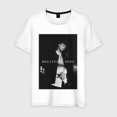 Мужская футболка хлопок Boulevard Depo