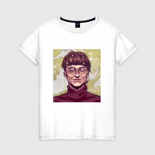 Женская футболка хлопок PowerPuff Luv / Boulevard Depo