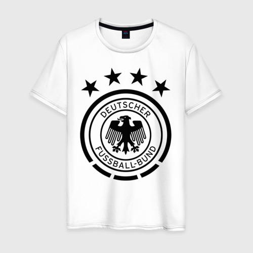 Мужская футболка хлопок Сборная Германии