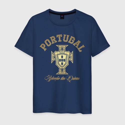 Мужская футболка хлопок Сборная Португалии