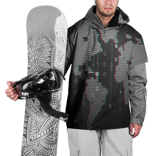Накидка на куртку 3D ПРОГРАММИСТ