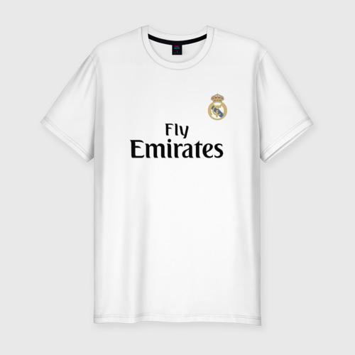 Мужская футболка хлопок Slim MARCELO REAL
