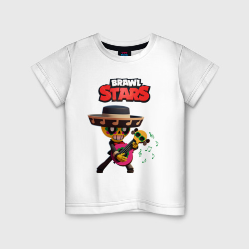 Детская футболка хлопок Poko