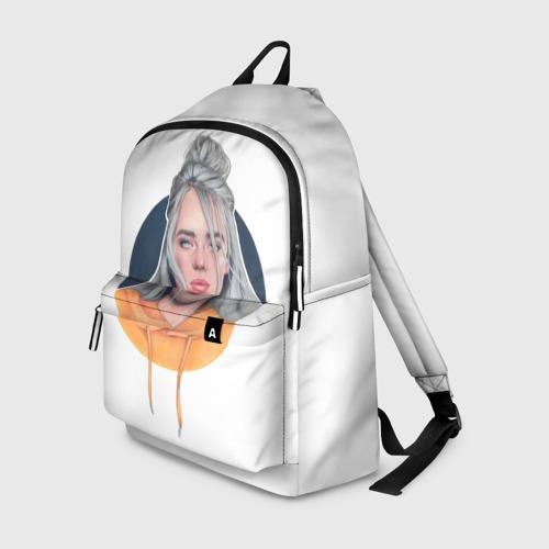 Рюкзак 3D Billie Eilish art 1