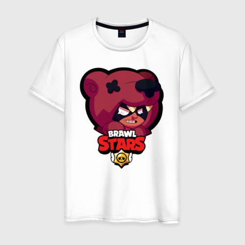 Мужская футболка хлопок Brawl Stars 4