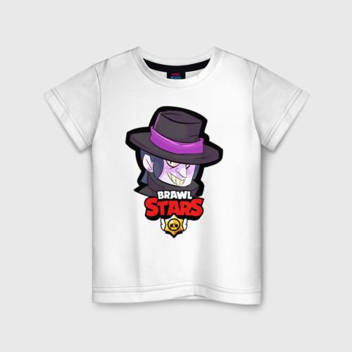 Детская футболка хлопок Brawl Stars 10