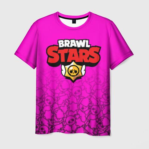 Мужская футболка 3D BRAWL STARS