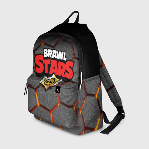 Рюкзак 3D Brawl Stars Hex