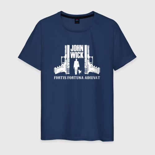 Мужская футболка хлопок Джон Уик