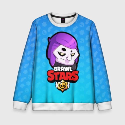 Детский свитшот 3D Mortis - BRAWL STARS