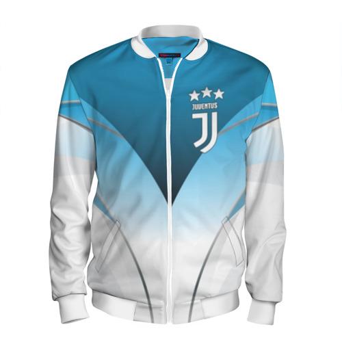 Мужской бомбер 3D Juventus Lifestyle