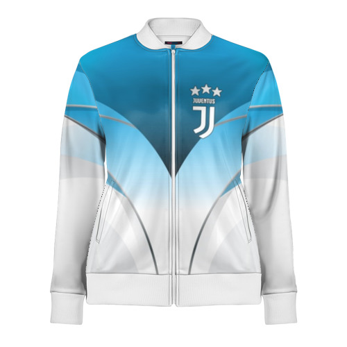 Женская олимпийка 3D Juventus Lifestyle