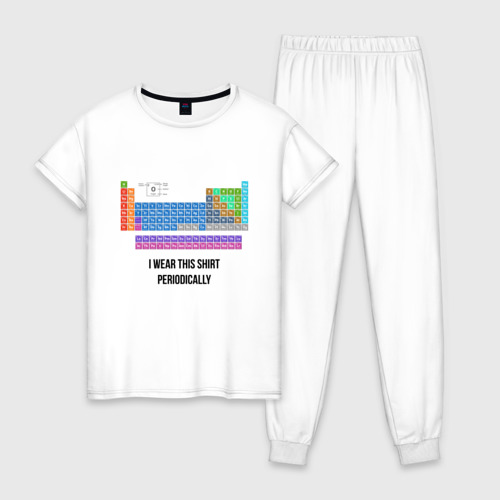 Женская пижама хлопок ношу эту футболку периодически