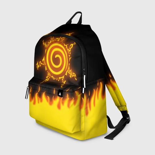 Рюкзак 3D НАРУТО ПЕЧАТЬ (НА СПИНЕ) | NARUTO