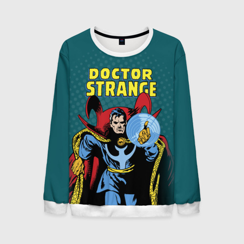 Мужской свитшот 3D Doctor Strange