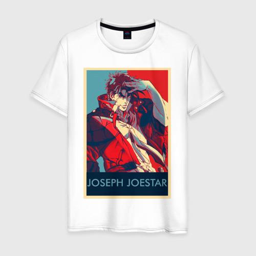 Мужская футболка хлопок Джозеф Джостар