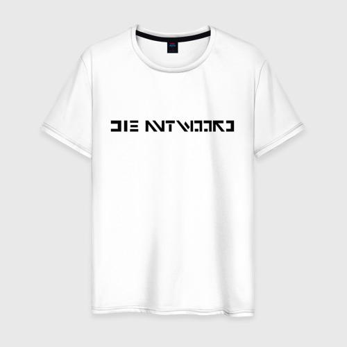 Мужская футболка хлопок Die Antwoord