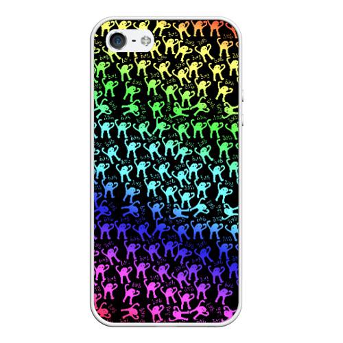 Чехол для iPhone 5/5S матовый ЪУЪ